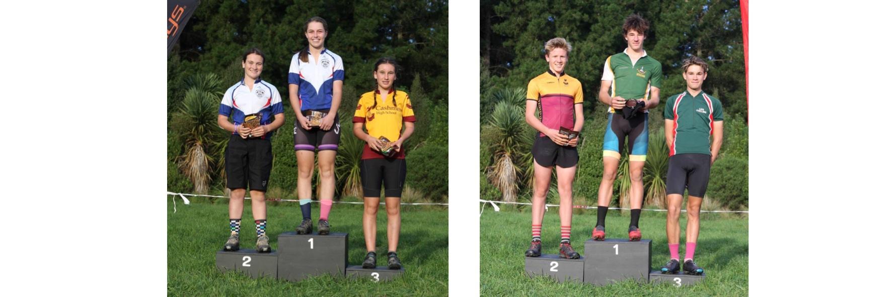 15 podium